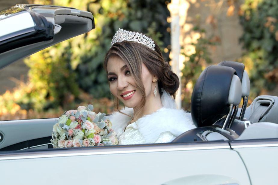 Sahar & Mortaza's wedding in 'Iran'